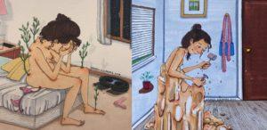 Dubtar. Il·lustracions d'Amanda Oleander.