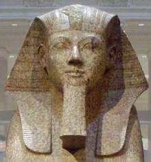 Dona faraó Hatxepsut