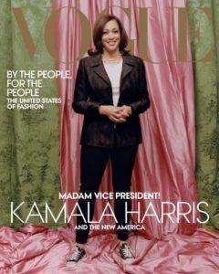 Kamala Harris - vogue